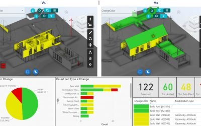 Compare two versions on Autodesk Bim 360®