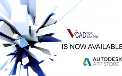 Vcad is part of the Autodesk BIM 360® App Store