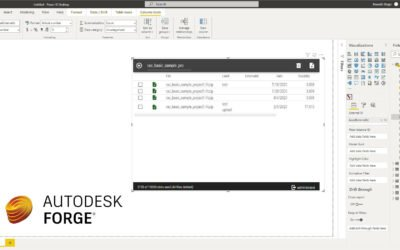 How to use Vcad in an existing report – Part 2