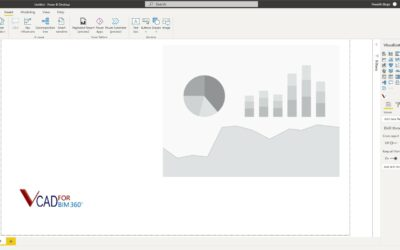How to use Vcad in an existing report – Part 3